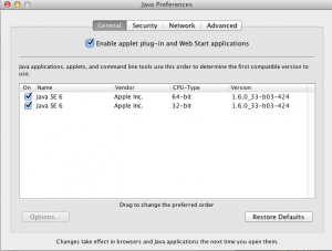Java Preferences (Mac)